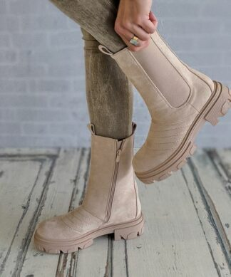 Boots AIM HIGH – beige