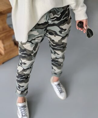 Jogpants JUMP IN 2.0 – Camouflage