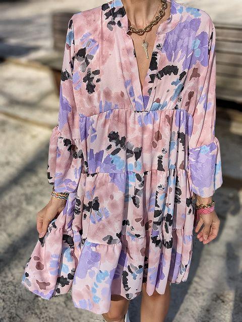 Tunikakleid Dress to Impress – versch. Farben