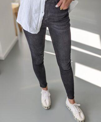 Skinnyjeans MIMI – washed black