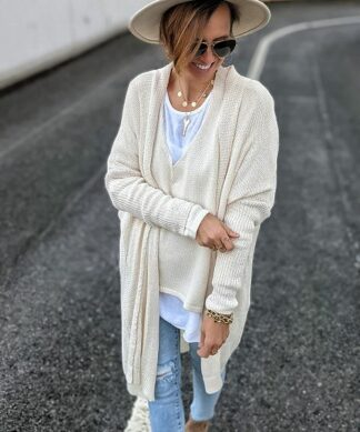 Cardigan LIGHT SUMMER – beige