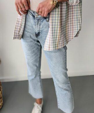 Clean Mom-Jeans – Crop Fit
