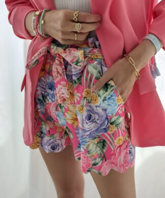 Paperbag Shorts JUMP INTO SUMMER SALE