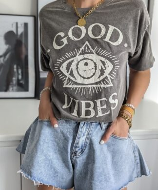 Shirt LOOKING FOR GOOD VIBES