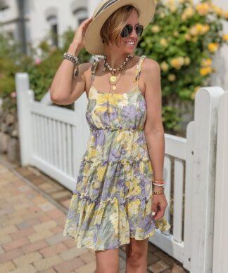 Minidress LITTLE SUMMER LOVE