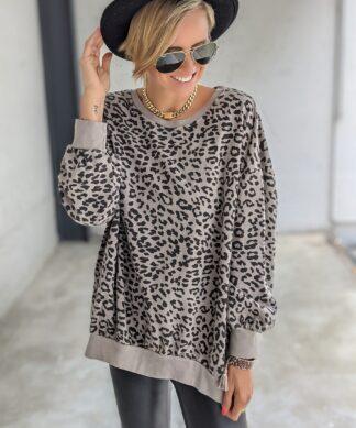 Sweater LEO WILD THING – versch. Farben