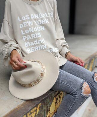 Sweater GLOBAL GIRL