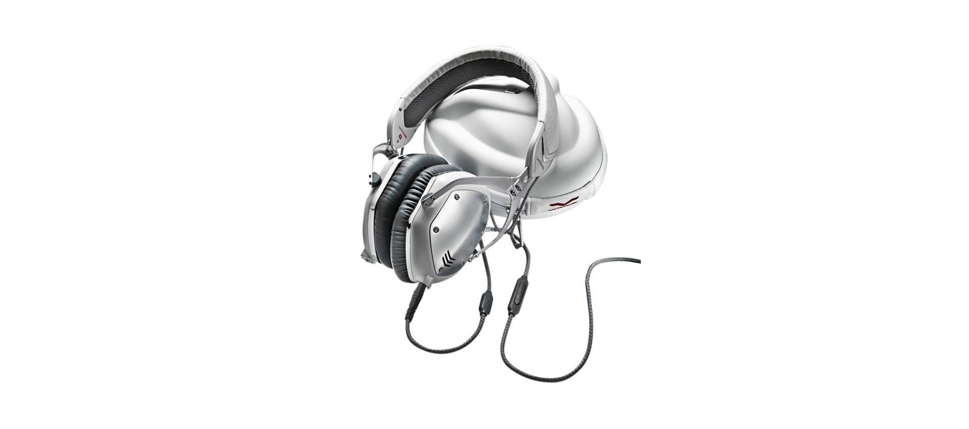 V Moda Crossfade M 100 White Silver