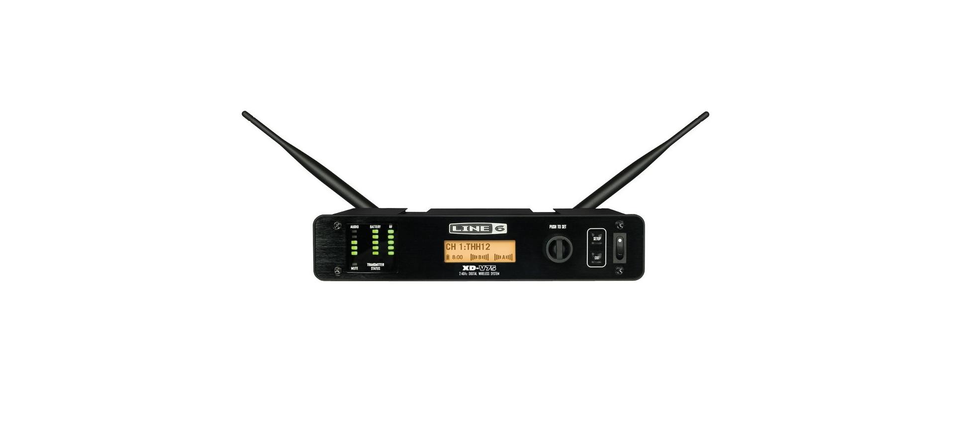 Line6 Xd V75hst Headset Digital Wireless Systeml 2 4 Gh