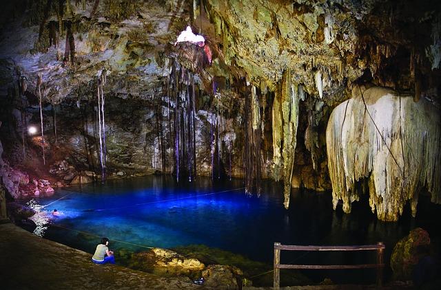 Riviera Maya Mexico Cenote