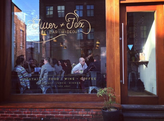 Image result for filter and fox cafe liverpool