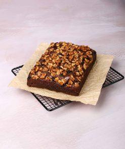Get Fresh Sugar Free Date Walnut Cake in Panipat | Buy Online