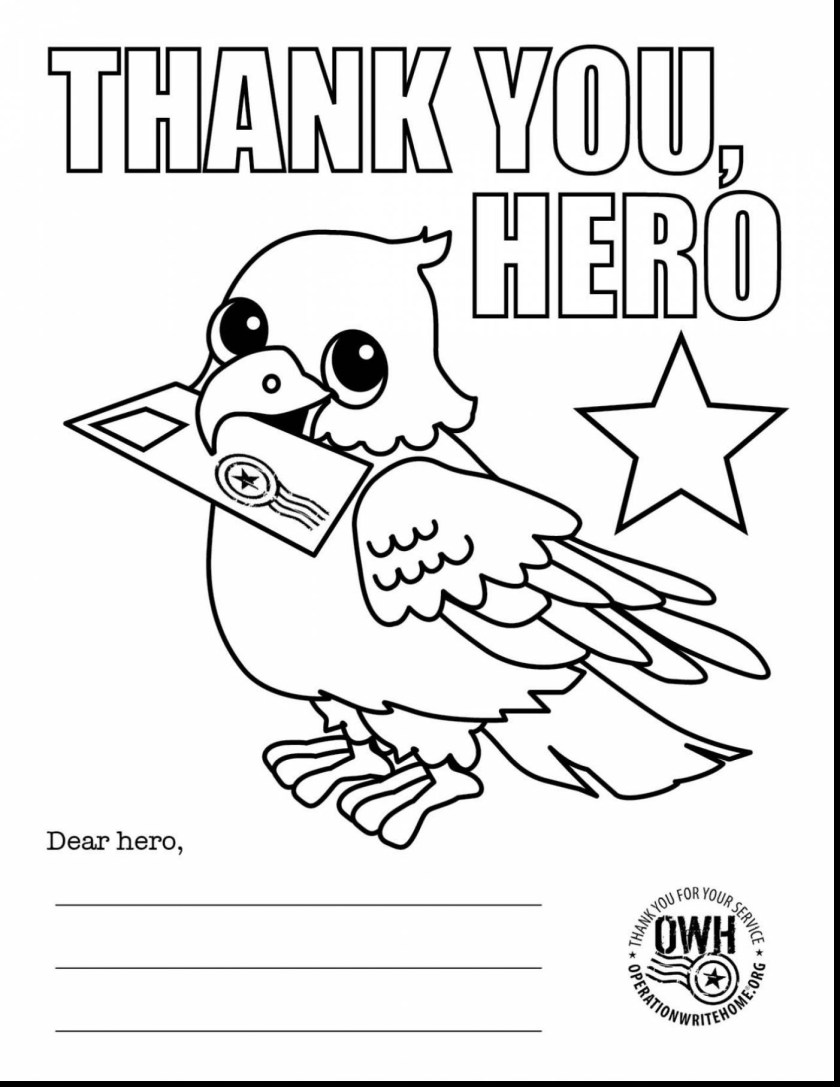 24 thank you firefighters coloring pages download