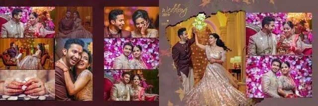 17 Indian Wedding Album Design Psd Templates Luckystudio4u