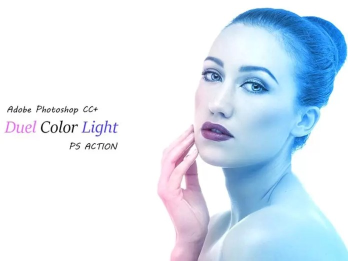 Dual Color Light Action