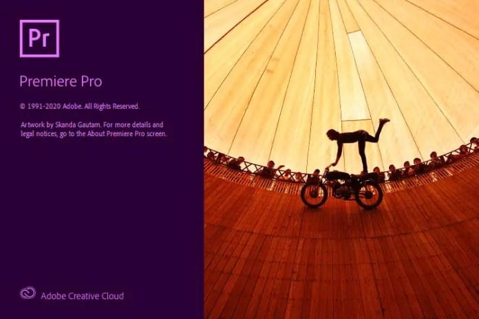 Adobe Premiere Pro CC 2020 Pre-Active Version