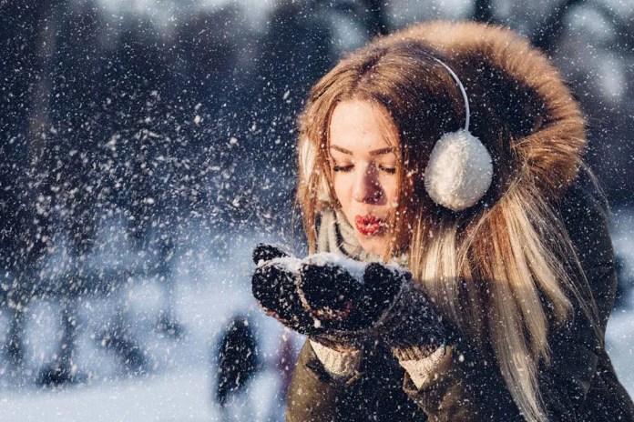 80 Snowflake Photo Overlays Free Download