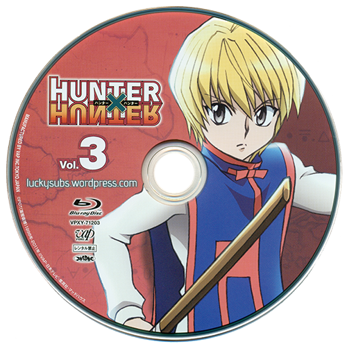 HunterXHunter 03