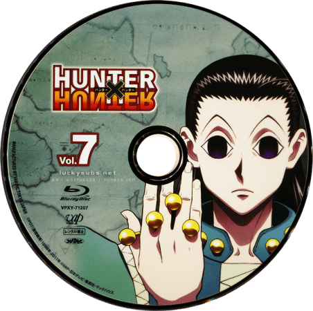 HunterXHunter 07