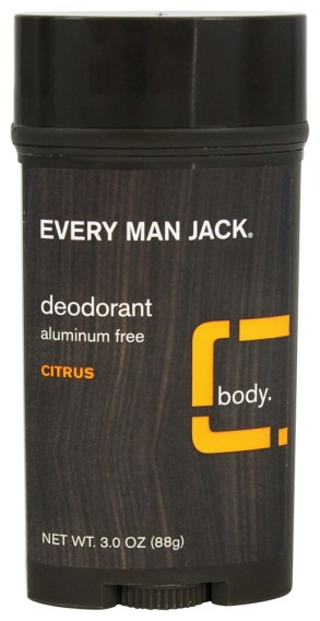 Image result for Every Man Jack Deodorant Stick Citrus