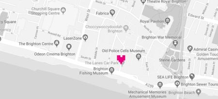 brighton city center map » ..:: Edi Maps ::.. | Full HD Maps