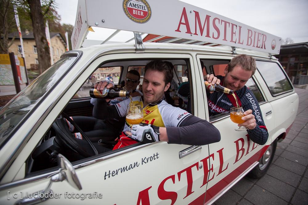 Amstel Gold Race XP - voor blad Grinta