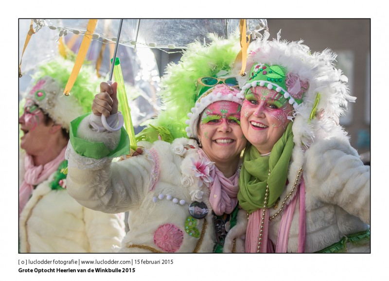 Grote Optocht Heerlen van de Winkbulle 2015, Carnaval, Vasteloavend, Vastelaovend