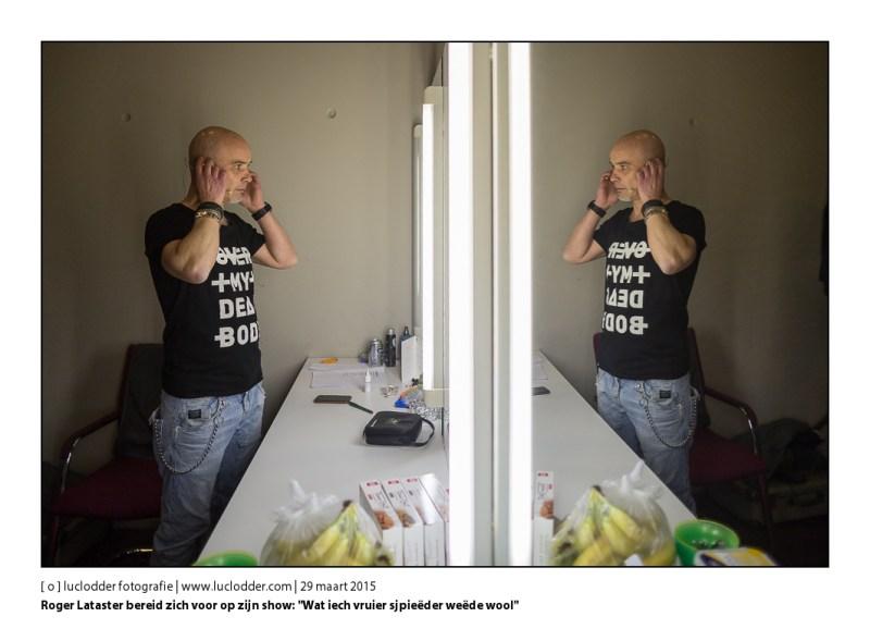 Wat iech vruier sjpieëder weëde wool - Roger Lataster - Cabaret in Cultuurhuis Heerlen.