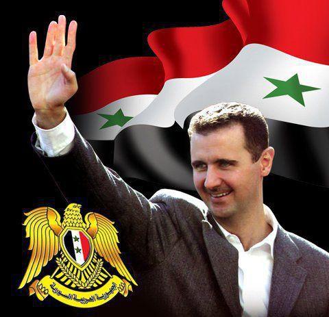 LM - SYRIA assad le peuple (2013 05 30) FR
