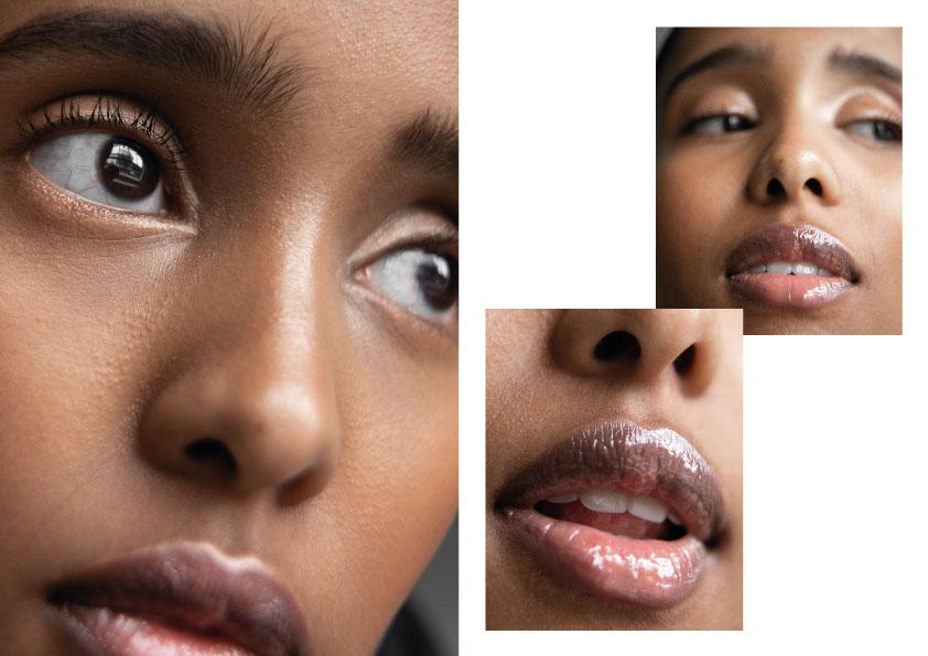 Beauty Editorial by Lucretia Mettier