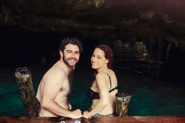 Dana & Michael in Tulum30