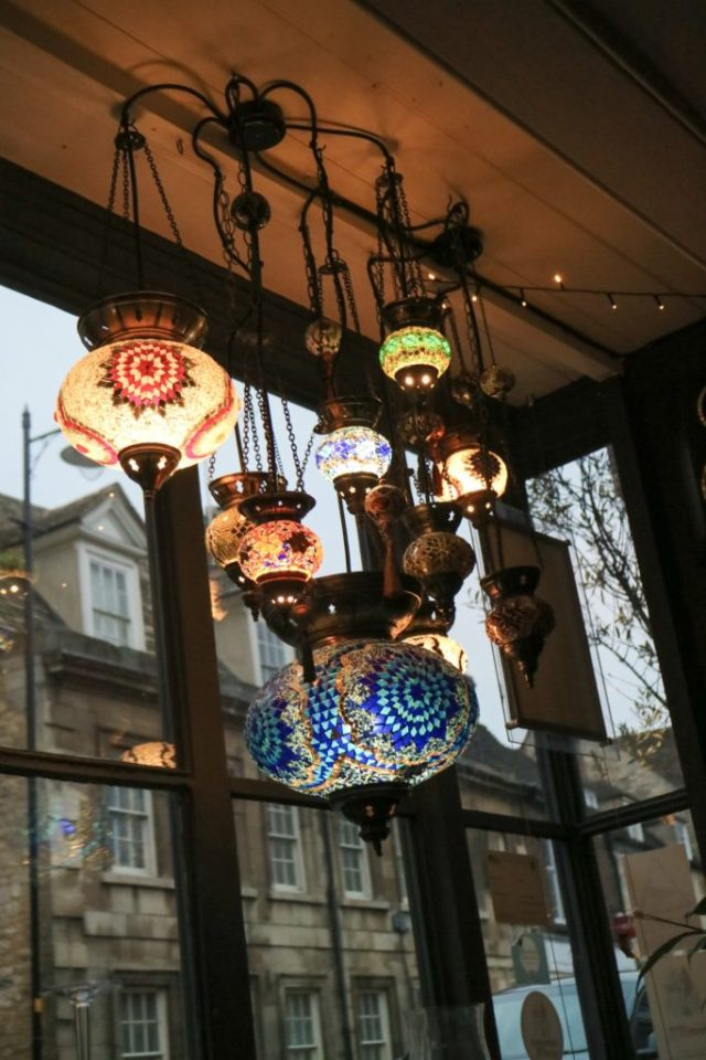 lights at mad turk stamford