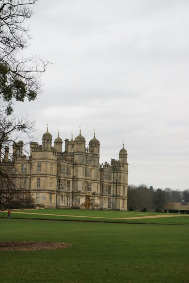 burghley house Stamford