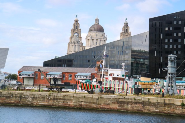 liverpool three graces buildings