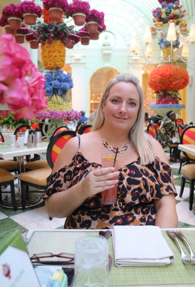 lucy in the wynn buffet Las Vegas