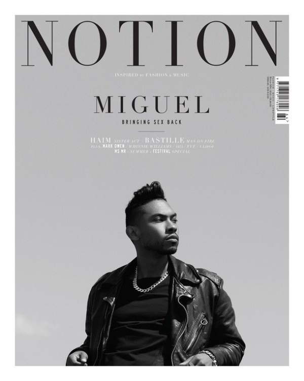 MIGUEL : Notion
