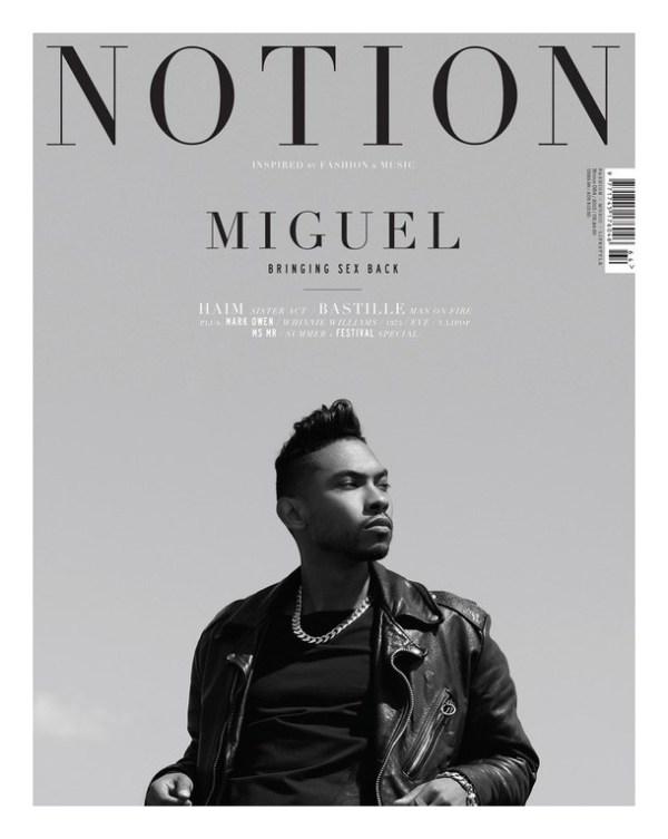 MIGUEL : Notion