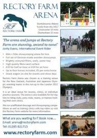 Rectory Farm Leaflet