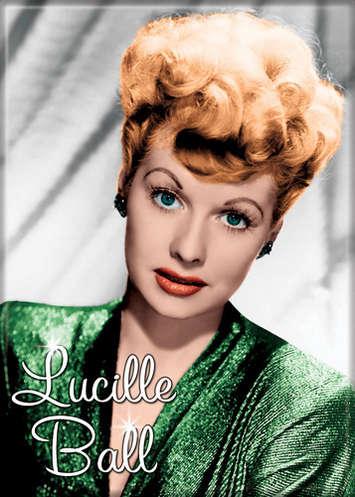 Lucille Ball Americas Favorite Redhead