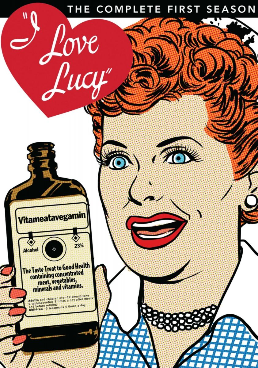 I Love Lucy DVDs And Videos