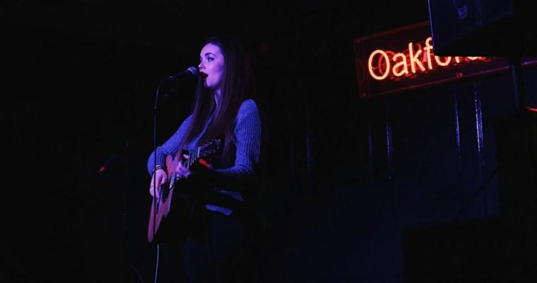 Perk Acoustic @ Oakford Social Club, January 2017