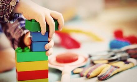 Briques de construction pour compter et construire en s'amusant dès 3 ans!