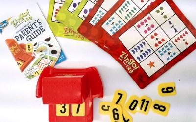 Zingo 1-2-3, apprenons à compter !