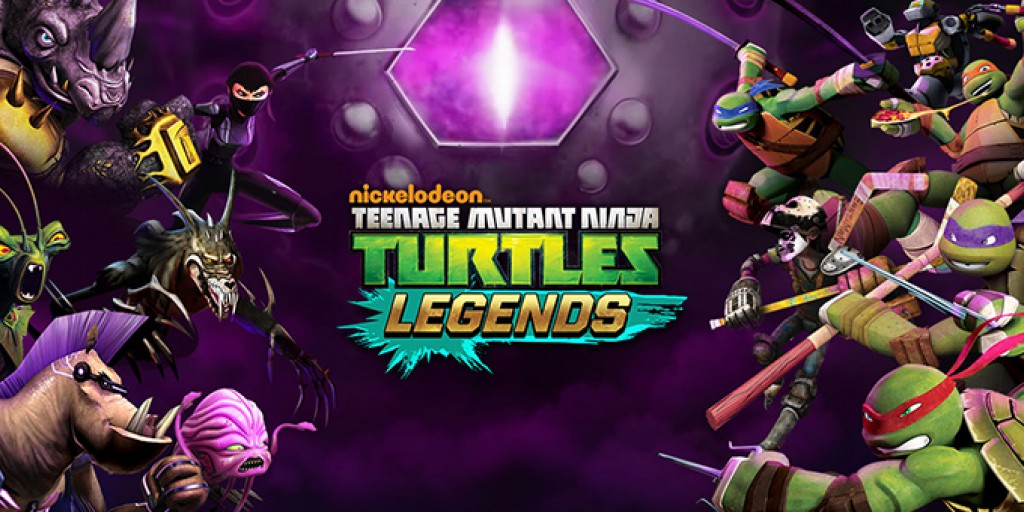 Teenage Mutant Ninja Turtles  Legends   Ludia Games