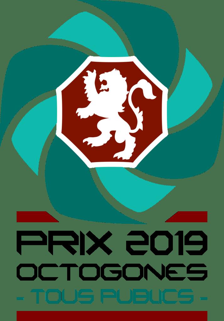"""Prix Octogônes 2019 catégorie """"Tous publics"""""""