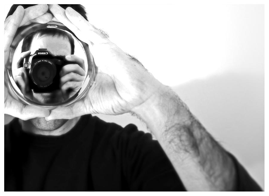 Réflexion sur l'autoportrait - Conceptual photography