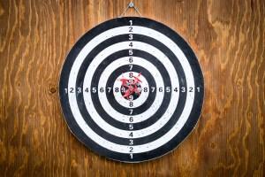 L'importance de la cible