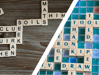 Bananagrams vs Scrabble