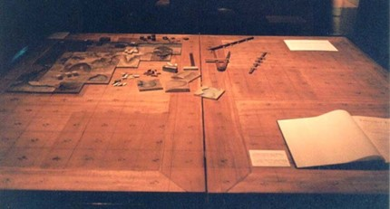 Wargame table