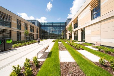 014.Bath Spa Univ Academic Building